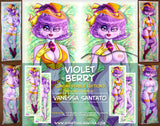 Violet Berry from Pleasure Bon Bon