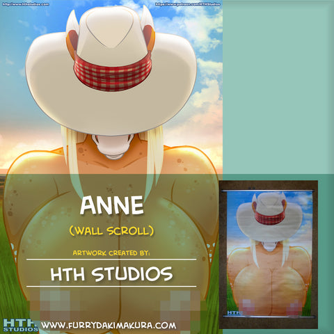 Anne Wall Scroll by HTH Studios