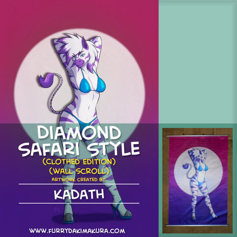 Diamond Safari Style by Kadath