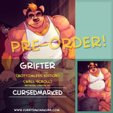 Grifter Wallscroll by Cursedmarked