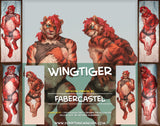 Wingtiger by fabercastel