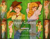 Apple Cowboy Dakimakura by Aaron Kim
