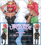 Bowsette by Jitt Wolf Productions