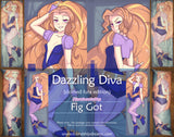 Dazzling Diva by Fig Got