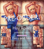 Hay Roller by Evey and Vest