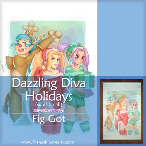 Dazzling Diva Holidays by Fig Got