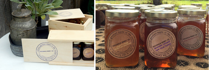 win a gift box from phoenicia honey co