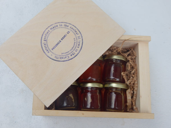 Infused Honey Gift Box - 6 Pots