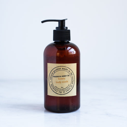 Raw Honey Body Wash