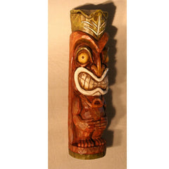Tropical Wall Hanging Tiki God - Totem