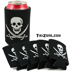 Pirate Can Koozies - Coolers/Coolies