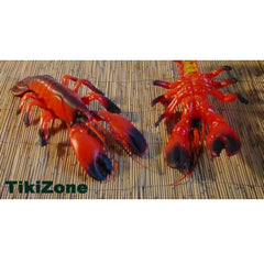 Plastic Lobster - Nautical or Tiki Bar Decor