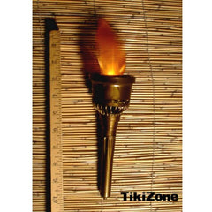 Battery Powered Fake Tiki Torch Insert