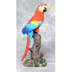 Tabletop or Bar Tropical Parrot Decoration