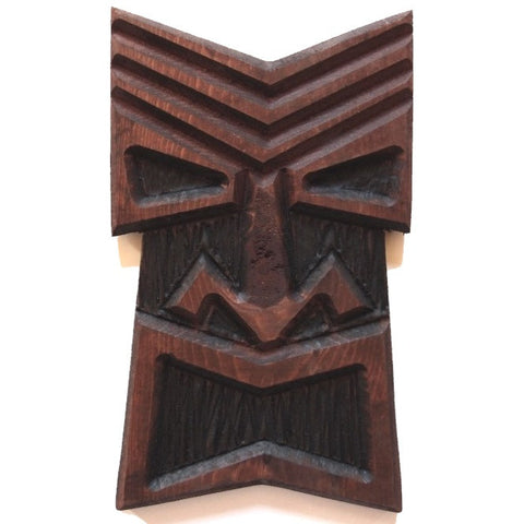 The Carved Tiki Mask of Rejection!