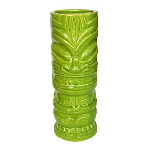 Green Ceramic Tiki Bar Mug - Hope