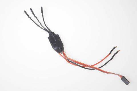 Emax regulator (ESC) for MD /MD2