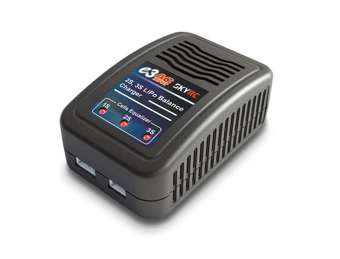 Skyrc E3 2s/3s LiPo Charger for 450-2200 mAh Lipo