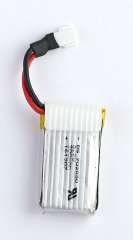Battery 1s 300 mAh 25c for Kolibri