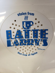 Latte Larry's & Mocha Joe's Urinal Combo Pack for Dad