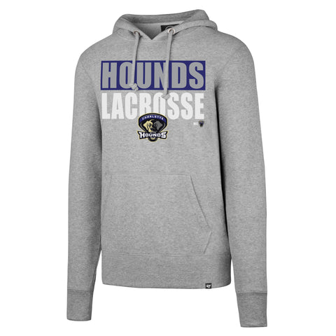 Charlotte Hounds '47 Headline Pullover Hoodie