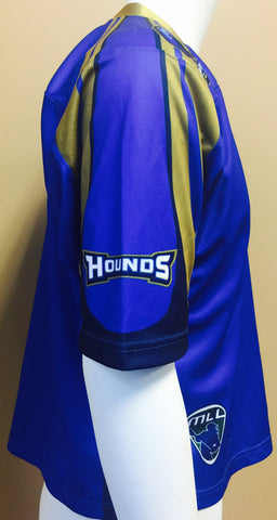 2012-2015 Charlotte Hounds Home Jersey