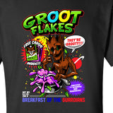 Groot Flakes Cereal T-shirt MLG-1118