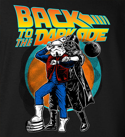 Back To The Dark Side T-shirt MLG-1163
