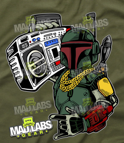 Mr. Boba Boba T-Shirt MLG-1182