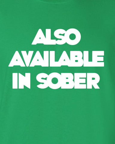 also available in sober T-Shirt ML-097