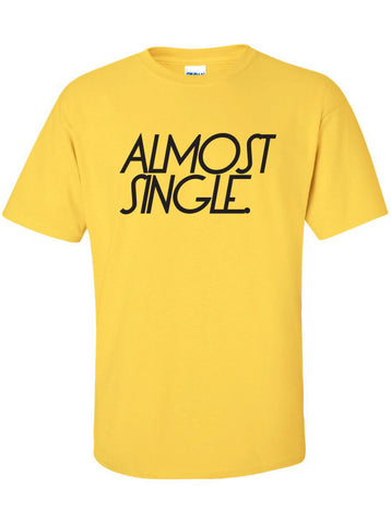 almost single divorce T-Shirt ML-159