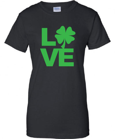 One Love Irish pub beer bar scotland saint st. Patrick's Paddy's ireland scottish T-Shirt Tee Shirt Mens Ladies Womens mad labs ML-288g