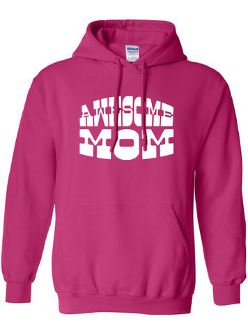 Awesome Mom Hoodie ML-335h