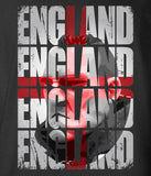 ENGLAND Football Footy Britain T-shirt tee Shirt Europe Pride Olympic Team World Cup soccer United Kingdom Mens Ladies swag MLG-1007
