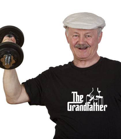 The Grandfather T-Shirt Gifts for Dad DTG Fathers Day Christmas Gift The Beast Tee Shirt Tshirt Mens Womens Kids MADLABS ML-451