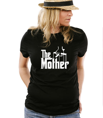 The Mother T-Shirt - Mommy - Gift for mom - Grandmother - New Mommy New Baby Tee Shirt Tshirt Mens Womens Kids MADLABS ML-454
