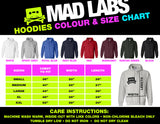 I'm Stay at Home Son hoodie ML-328h