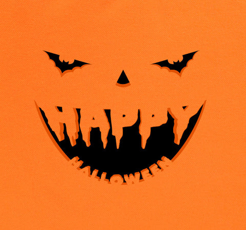 Happy Halloween Costume bat jack o lantern swag T-shirt tee Shirt TV show hipster Hot Funny Mens Ladies cool MLG-1072