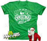 Merry F*cking Christmas Lump of Coal Jingle Bells swag T-shirt tee Shirt TV show hipster Hot Funny Mens Ladies cool MLG-1074