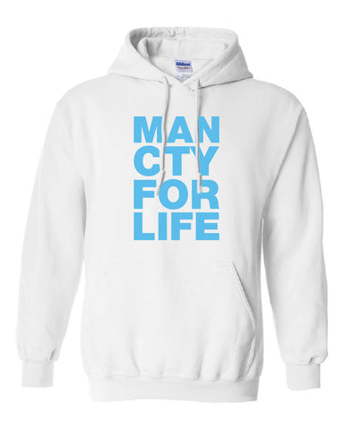 MAN CTY FOR LIFE hoodie ML-511h