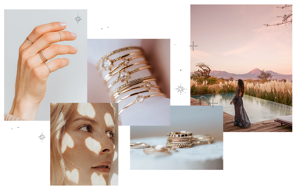 78 life moments to capture with a classic bluboho stacking ring