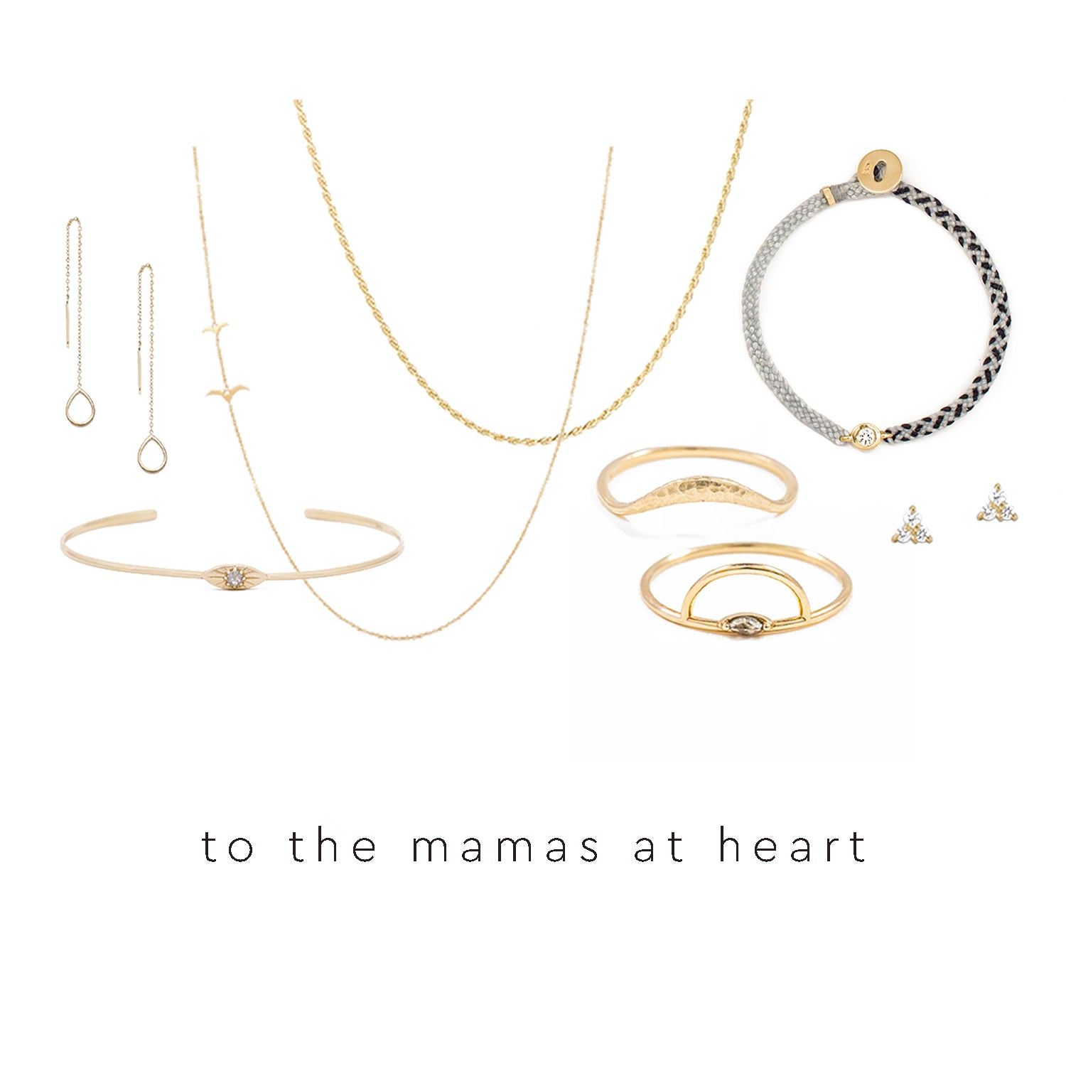a mothers day gift guide to all of the mother's at heart