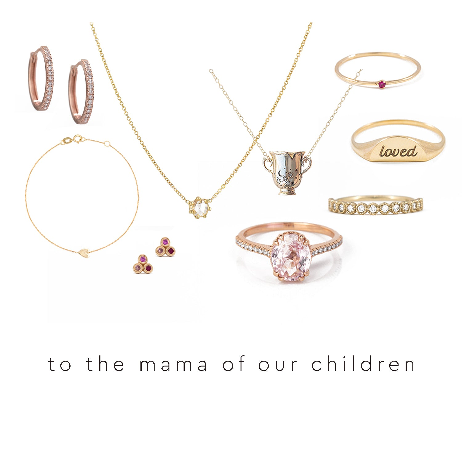 mothers day gift guide for the mother of our children