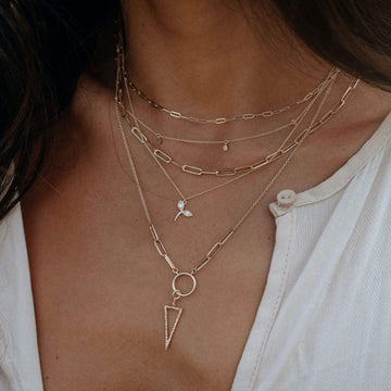 the kindred wanderess chain on body}