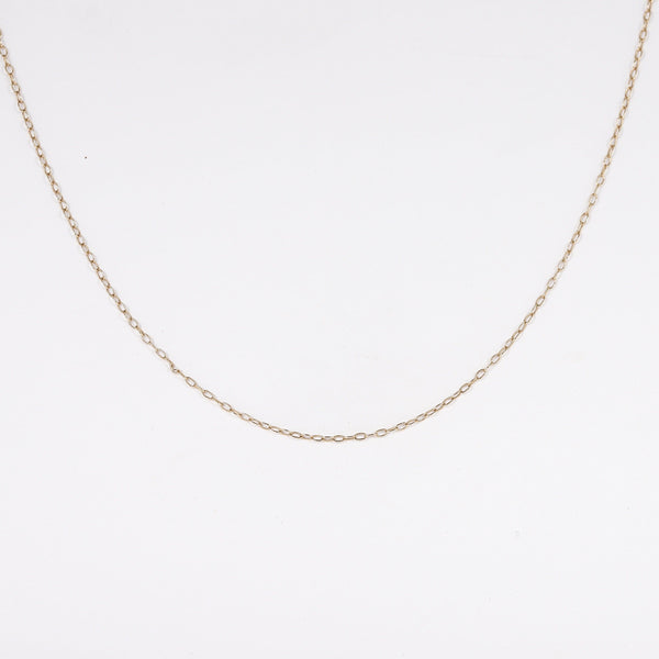Love Good Chain Necklace - 14k Yellow Gold
