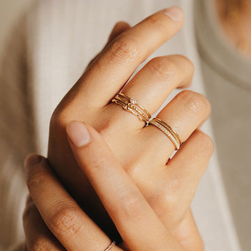 embrace branch stacking ring on body}