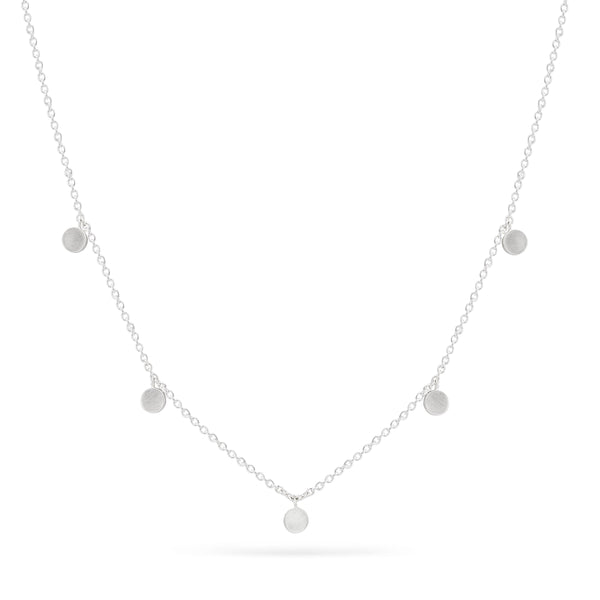 Confetti Necklace - Sterling Silver