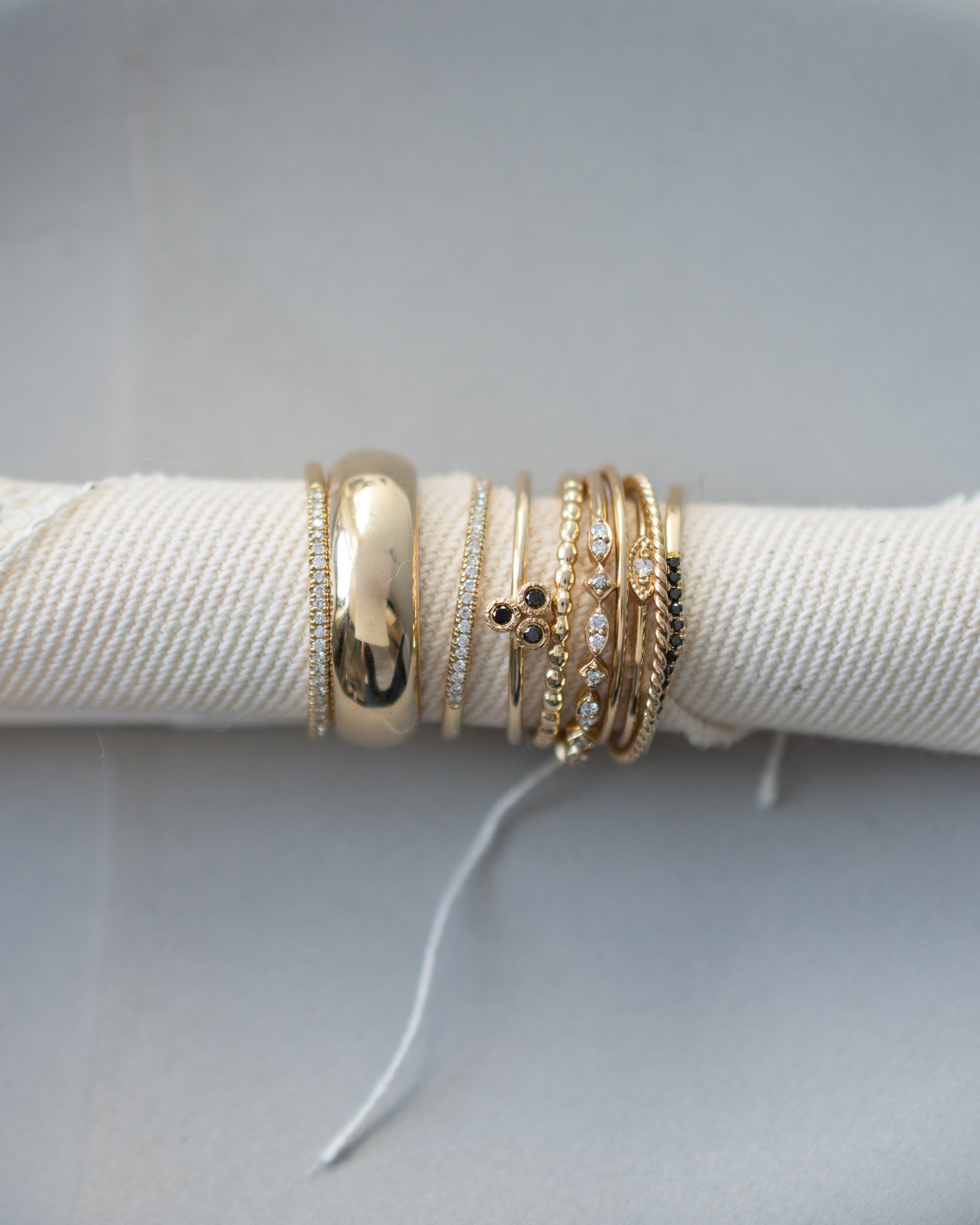 Fortitude Band - 14k Gold