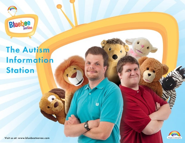 bluebee teevee has launched episode 1 what is autism bluebee pals