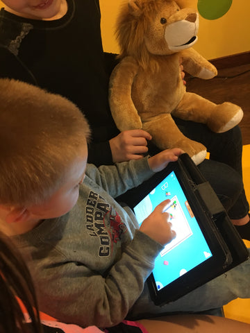 Augmentative and Alternative Communication Program | Bluebee